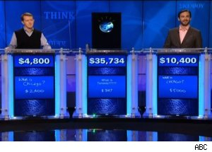 IBM Supercomputer artificial intelligence Watson, 'Jeopardy!'