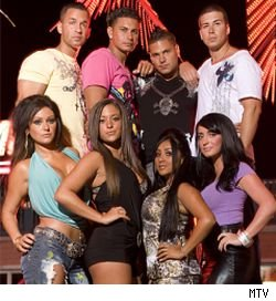 Not interested in football this Sunday? A 'Jersey Shore' marathon is one viewing alternative.