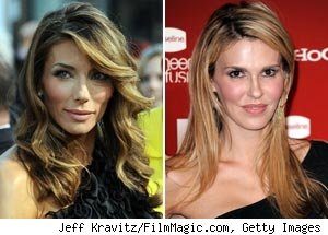 Jennifer Flavin, Brandi Glanville