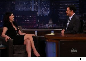 Julianna Margulies, 'Jimmy Kimmel Live'