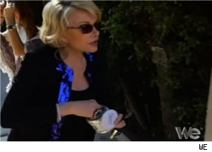 Joan Rivers Trespasses on 'Joan Knows Best'