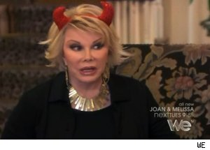 Joan Rivers, 'Joan & Melissa: Joan Knows Best?'