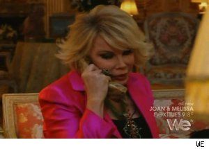 Joan Rivers, 'Joan and Melissa: Joan Knows Best'