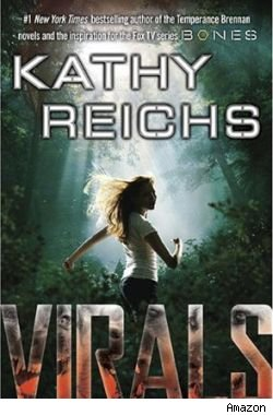 Could Kathy Reichs newest character be a good spinoff from 'Bones?'