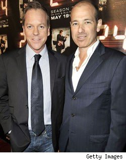 Kiefer Sutherland Howard Gordon