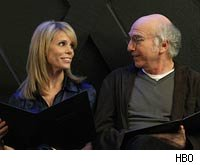Curb Your Enthusiasm Larry and Cheryl