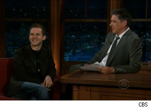 Dominic Monaghan, 'The Late Late Show with Craig Ferguson