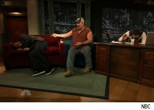 Samuel L. Jackson &amp; Larry the Cable Guy, 'Late Night with Jimmy Fallon'