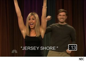 Jennifer Aniston, 'Late Night With Jimmy Fallon' charades
