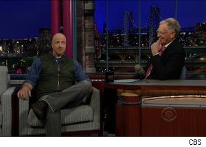 Chris Elliott, 'Late Show with David Letterman'