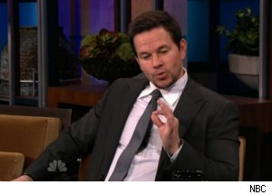 Mark Wahlberg Talks Quitting Pot on 'Tonight'