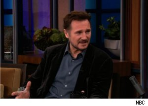 Liam Neeson Talks 'Hangover 2' on 'Tonight'