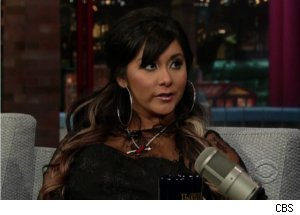 Snooki Talks Drinking on 'Late Show'