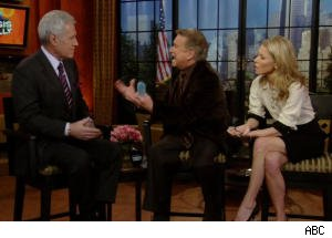 On LIVE WITH REGIS AND KELLY (weekdays, syndicated), Alex Trebek ...