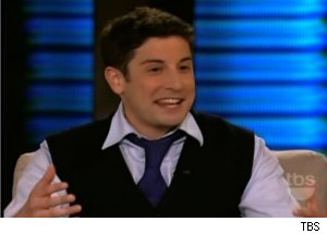 Jason Biggs Married at FedEx Kinko's