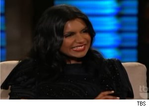 Mindy Kaling Talks 'Office' on 'Lopez Tonight'
