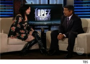 Margaret Cho Talks Palin Rumors on 'Lopez'