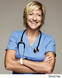 NURSE JACKIE' Season 3 Preview (