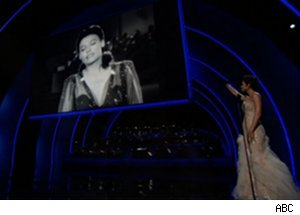 'In Memoriam': Halle Berry Honors Lena Horne at the Oscars
