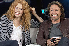 'Off the Map' Outside the Box Interview with Rachelle Lefevre, Martin Henderson, Jason George, Valerie Cruz, Zach Gilford, Mamie Gummer and Jonathan Castellanos