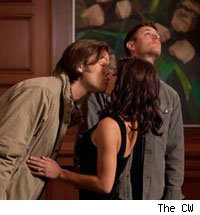 Jared Padalecki, Genevieve Cortese, Jensen Ackles