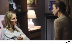 ABC reairs the 'Private Practice' episode in which Charlotte is attacked by an unknown assailant.