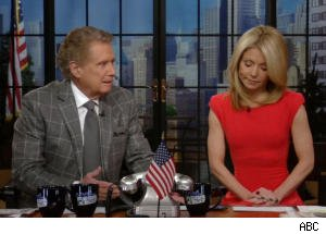Regis Struggles With Kelly's Valentine's Day Gift