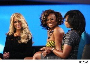 Kim, Kandi and Phaedra, 'The Real Housewives of Atlanta'