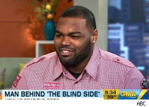 Michael Oher The Blind Side Fact vs. Fiction