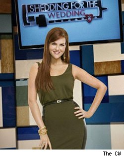 Sara Rue, 'Shedding for the Wedding'