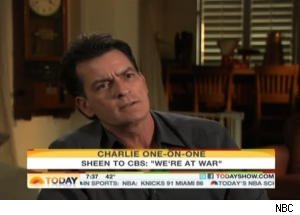 Charlie Sheen Argues CBS Had No Right to Shut Down 'Two and a Half Men'