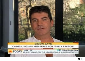 Simon Cowell X Factor Judges