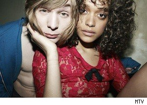 Stan and Cadie in MTV Skins