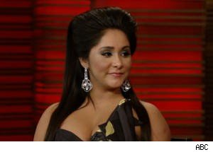 Snooki Calls Regis a 'Hot Ape' on 'Regis and Kelly'