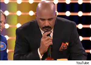 Family Feud, something that gets passed, steve harvey, joint