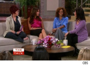 Sofia Talks Weight-Loss on 'The Talk'