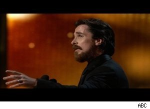Christian Bale wins Oscar for Supporting Actor, 'The 83rd Annual Academy Awards'