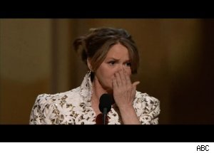 Melissa Leo drops the f-bomb at 'The 83rd Annual Academy Awards' Oscars 2011
