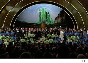 PS22 Chorus and Oscar Winners, 'The 83rd Annual Academy Awards'