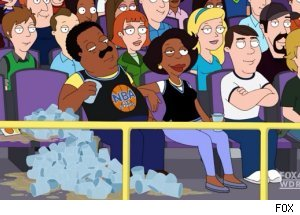 'The Cleveland Show' - 'A Short Story and a Tall Tale'