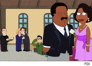 'The Cleveland Show' - 'Terry Unmarried'