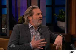 Jeff Bridges, 'The Tonight Show with Jay Leno'