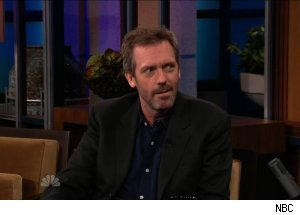 Hugh Laurie, 'The Tonight Show with Jay Leno'