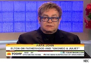 Elton John talks about Billy Joel on 'Today'