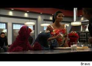 Sesame Street Muppets, 'Top Chef All Stars'