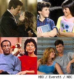 best tv couples 