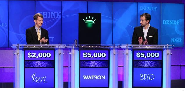 Watson Jeopardy