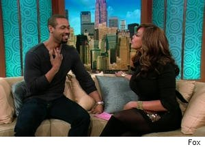 Isaiah Mustafa Teaches Wendy Williams