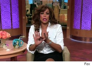 Wendy Williams Gossips on Charlie Sheen's Bizarre Living Arrangement