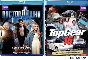 doctor who top gear